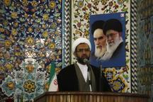 امام جمعه مهریز: کاهش مشارکت مردم در امور، رویکرد دشمن درمقابل نظام اسلامی است