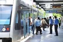 افزایش خدمات قطارشهری مشهد در شبهای قدر