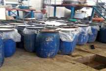 بیش از50 تن موادغذایی فاسد در حمیدیه معدوم شد