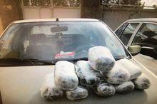 پلیس همدان 97 کیلوگرم تریاک کشف کرد