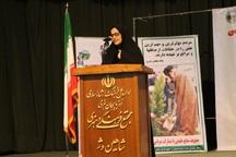 15 هزار اصله نهال در شاهین دژ غرس می شود