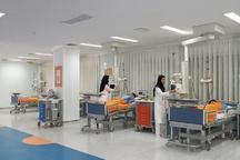 6 نفر در باغملک باعارضه تنفسی راهی بیمارستان شدند
