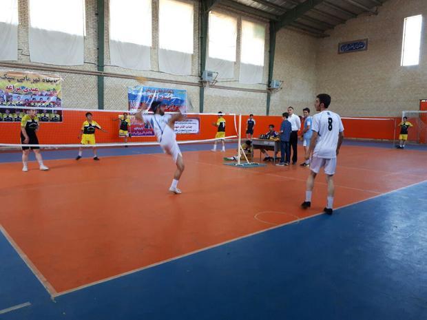 اردوی تیم ملی سپک تاکرای جوانان در مراغه برگزار می شود