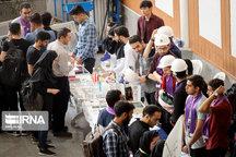 دانشجویان علوم پزشکی جیرفت در فنبازار ملی سلامت خوش درخشیدند