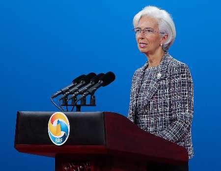 درصورت ادامه رشد چین/مقر صندوق بین المللی پول به پکن منتقل می شود