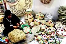 نمایشگاه روز جهانی صنایع دستی در اهواز برپا شد