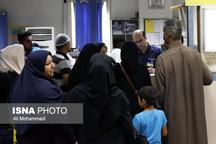 فعالیت گروه جهادی سلامت دانشگاه آزاد خوزستان در مناطق محروم سیلزده و زلزلهزده