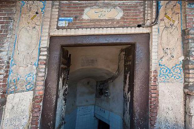 چشم انداز مبهم خیابان تاریخی مولوی قزوین