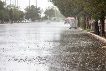 بیشترین میزان بارندگی خوزستان در دهدز ثبت شد
