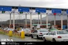 ترافیک نیمه سنگین در محور  تهران-هراز تردد در سایر محورها روان است
