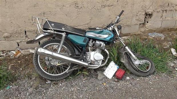 2 موتورسیکلت سوار نوجوان در نائین کشته شدند