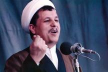 آیت الله هاشمی رفسنجانی(ره): حکومت الهی هم بدون رضایت مردم نمی شود