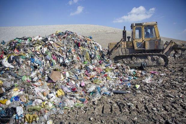 محل دفن زباله در شهرستانهای استان اردبیل تامین شد
