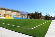 سرانه فضاهای ورزشی آوه متناسب با جمعیت این شهر است