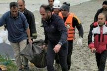 جسد مرد غرق شده در رودخانه چشمه کیله تنکابن  پیدا شد