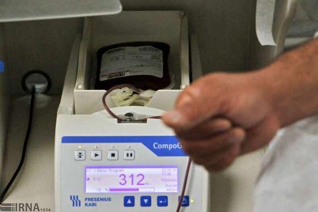 انتقال خون بروجرد با کمبود پزشک مواجه است