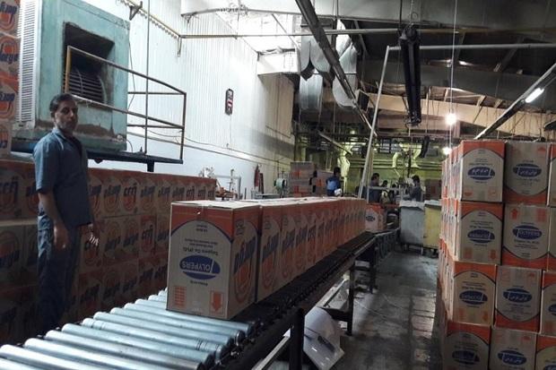 شرکت تولی پرس قزوین به چرخه تولید باز گشت