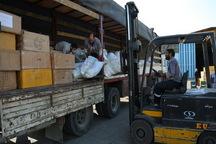 کمک های اتاق بازرگانی فارس به مناطق سیل زده لرستان ارسال شد