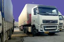 چهار شرکت حمل و نقل بار در جنوب کرمان غیرفعال شد