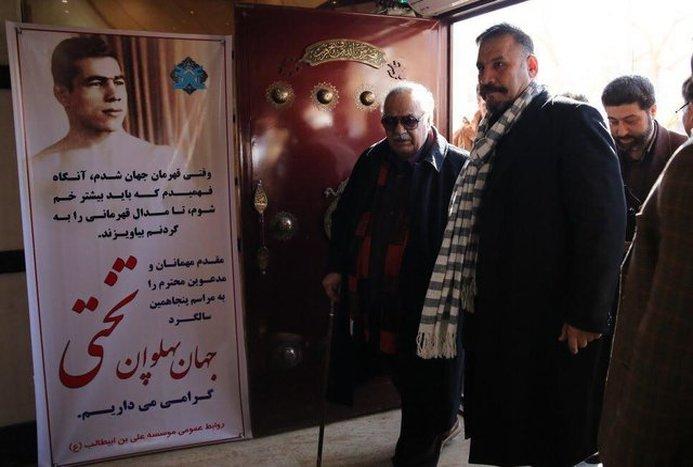 پست اینستاگرامی ورزشکاران و هنرمندان برای درگذشت ناصر ملک مطیعی+ تصاویر