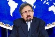 قاسمی: 4 مرزبان ایرانی آزاد شدند