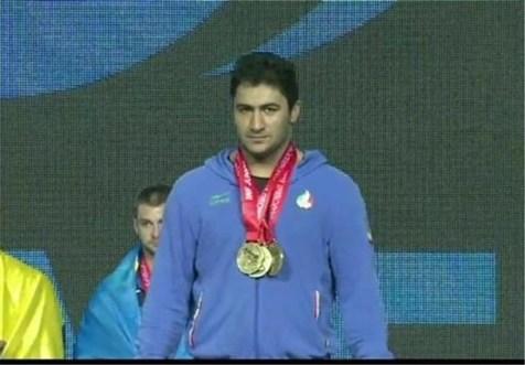 بیرالوند قهرمان شد/ مدال طلای مجموع جوانان جهان بعد از ۵ سال