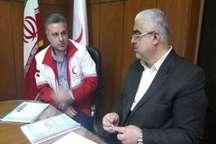 راه اندازی آمبولانس هوایی هلال احمر گیلان در دستور کار نمایندگان