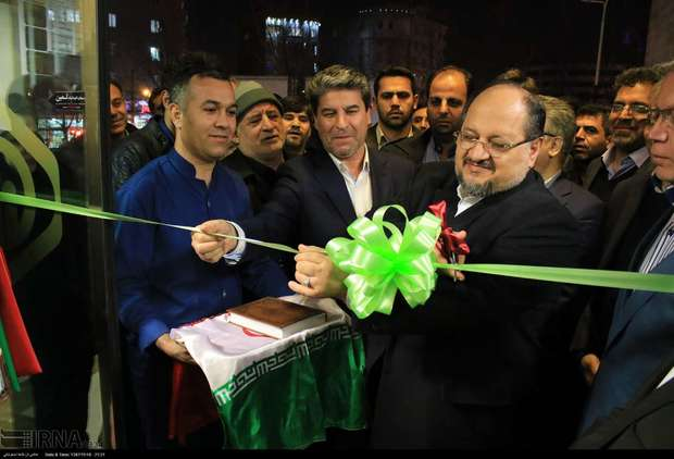 درمانگاه جدید بیمارستان امام رضا (ع) ارومیه بهره برداری شد