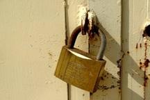 قفل بر در مدرسه روستایی راز و جرگلان زده شد