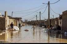استاندار تهران به مناطق سیلزده استان خوزستان رفت