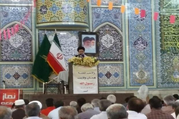 امام جمعه دوگنبدان: شورای نگهبان حافظ نظام جمهوری اسلامی است
