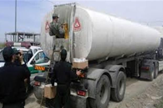 6 هزار لیتر روغن موتور قاچاق در ایجرود کشف شد