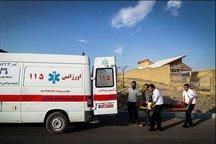 هشت تن در حوادث رانندگی قزوین مصدوم شدند