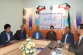 میزگرد بررسی وضعیت ورودی شهر مهریز برگزار شد