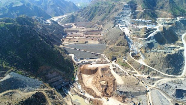 سه هزار و ۶۰۰ میلیارد ریال برای احداث سد عمارت هزینه شد