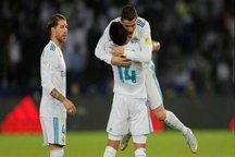 بازگشت رئال مادرید به جایگاه سوم در لالیگا