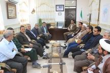 فرماندار بهاباد: سوم خرداد نقطه عطف تاریخ دفاع مقدس بود