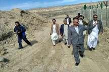 فرماندار: گذر مرزی کوهک سراوان بزودی راه اندازی می شود