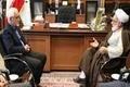 شهردار  اراک به دیدار نماینده ولی فقیه در استان مرکزی رفت