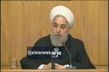 هشدار روحانی به امارات و عربستان سعودی