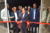 نمایشگاه دائمی محصولات شهرک های صنعتی قزوین افتتاح شد