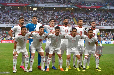 ما در کنار جوانان ایران هستیم و امیدواریم با درخشش مجدد راهی المپیک شویم