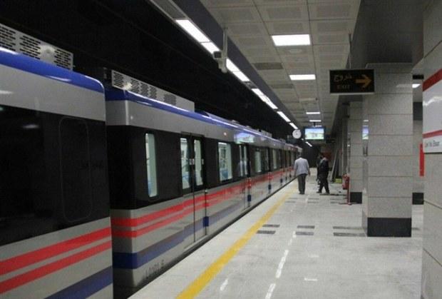 2 ایستگاه جدید به خط یک مترو شیراز اضافه می شود