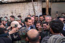 آیا بشار اسد در نشست سه جانبه ایران،روسیه و ترکیه در تهران شرکت می کند؟/ دلایل عقب نشینی موقت ترامپ از خروج نیروهایش از سوریه