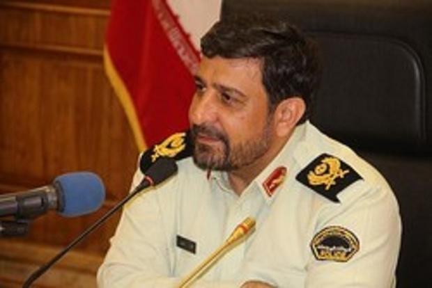 270 کیلوگرم مواد مخدر در ورودی مشهد کشف شد