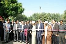 افتتاح طرحهای عمرانی هفته دولت در رودبنه لاهیجان