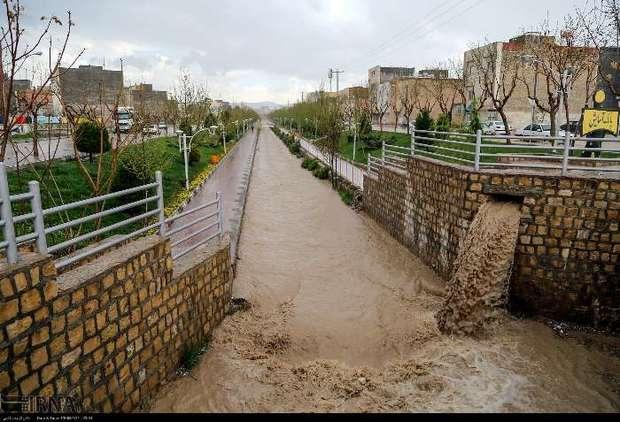 بجنورد هزار و 130 میلیارد ریال از سیلاب ها خسارت دید