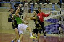 تیم هندبال ذوب آهن اصفهان تیم سربداران را شکست داد