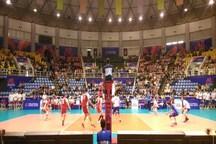 آمار دیدار تیم های ملی والیبال روسیه و لهستان