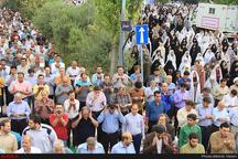 اقامهنماز عیدفطر در سراسرکشور با حضور پرشور مردم
